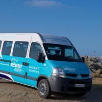 Minibus 15 places - Crédit photo Bernard Pronost