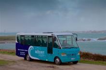 Minibus 31 places - photo Bernard Pronost